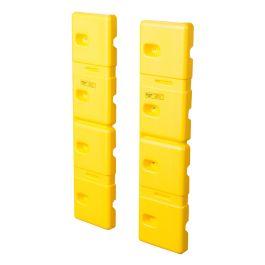 Eagle plastic wall protectors (set of 2)