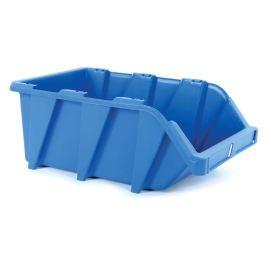 Plastic storage bin 310x490x195 mm