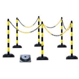 PE chain post set