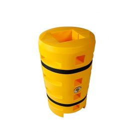 Column Sentry plastic column protector