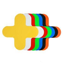 Floor marking crosses (X-piece)
