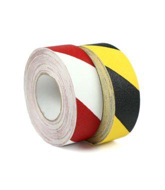 Anti-slip grip hazard tape