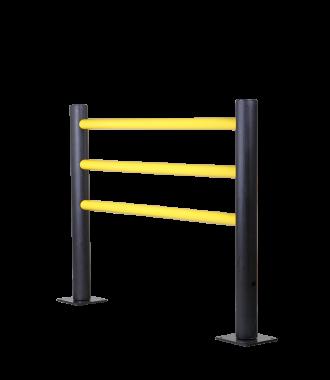 D-flexx Delta Flexible Safety Barrier
