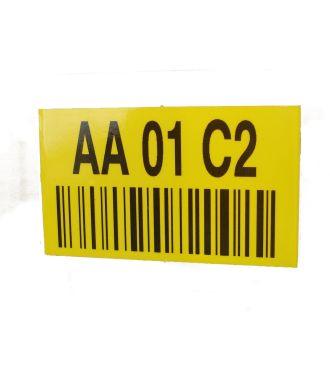 barcode labels - Long Distance Loka's