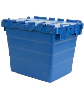 Attached lid container 300x400x320 mm