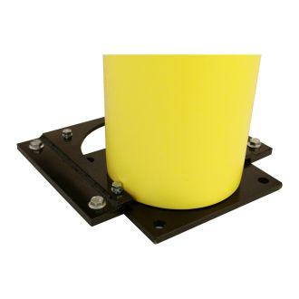 D-flexx slider plate for Echo, Lima, Charlie, Hotel and Bravo