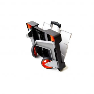 RollOne collapsible crate trolley