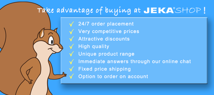 JekaShop advantages